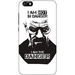 1 Crazy Designer Breaking Bad Heisenberg Back Cover Case For Huwaei Honor 4X C690404
