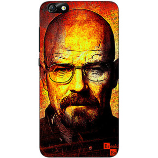 1 Crazy Designer Breaking Bad Heisenberg Back Cover Case For Huwaei Honor 4X C690405
