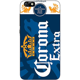 1 Crazy Designer Corona Beer Back Cover Case For Huwaei Honor 4X C691249