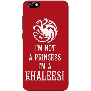 1 Crazy Designer Game Of Thrones GOT Princess Khaleesi Back Cover Case For Huwaei Honor 4X C691536