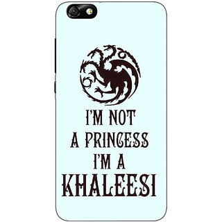 1 Crazy Designer Game Of Thrones GOT Princess Khaleesi Back Cover Case For Huwaei Honor 4X C691538