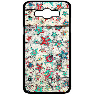 1 Crazy Designer Funky Stars Pattern Back Cover Case For Samsung Galaxy J7 C700264
