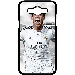 1 Crazy Designer Real Madrid Bale Back Cover Case For Samsung Galaxy J7 C700583