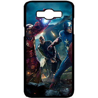 1 Crazy Designer Superheroes Ironman Back Cover Case For Samsung Galaxy J7 C700881