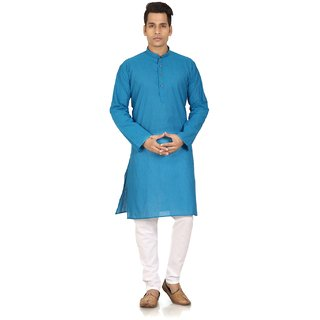 TrustedSnap Men Multicolor Comfort Fit Kurta Pyjama Sets