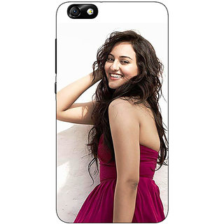1 Crazy Designer Bollywood Superstar Sonakshi Sinha Back Cover Case For Huwaei Honor 4X C691020