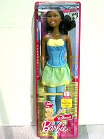 Barbie I Can Be Ballerina African-American