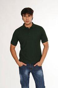 Weardo Men's Green Polo