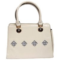 Elegance Charming Satchel Peach Puff Casual Hand Bag Fo