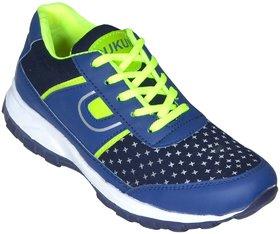 Sukun Men's Blue Training Shoes
