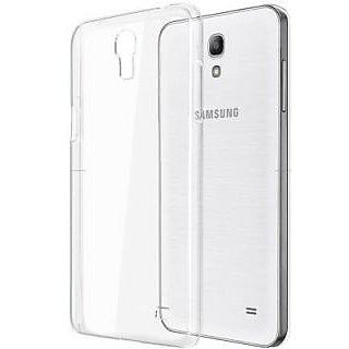 Snaptic Samsung Galaxy E5 Soft Transparent Back Cover