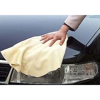 Clean Cham Cleaning Towel Cloth For Cars,Bike,Home etc.