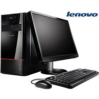 Lenovo C20-30 (F0B2002HIN) All-In-One Desktop (4th Gen Intel Core I3- 2GB RAM- 1