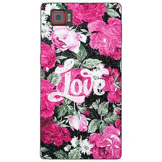 1 Crazy Designer Floral Pattern  Back Cover Case For Lenovo K920 C720678