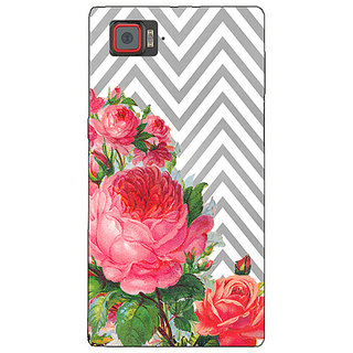 1 Crazy Designer Floral Pattern  Back Cover Case For Lenovo K920 C720679