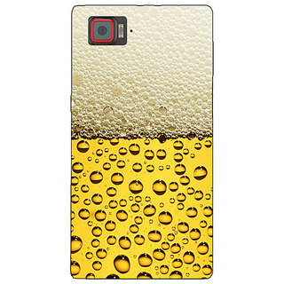 1 Crazy Designer Beer Back Cover Case For Lenovo K920 C720681