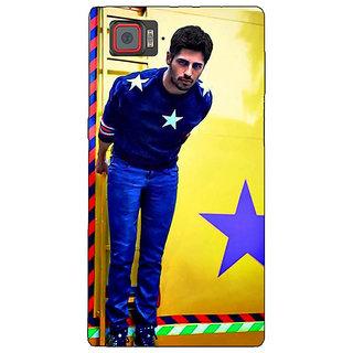 1 Crazy Designer Bollywood Superstar Siddharth Malhotra Back Cover Case For Lenovo K920 C720944
