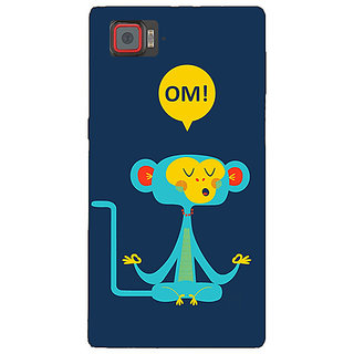 1 Crazy Designer OM Back Cover Case For Lenovo K920 C721452