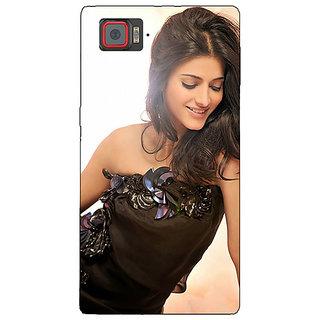 1 Crazy Designer Bollywood Superstar Shruti Hassan Back Cover Case For Lenovo K920 C721011