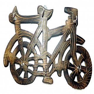 limra wooden cycle key hanger