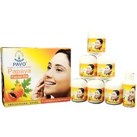 Pavo Papaya Facial Kit