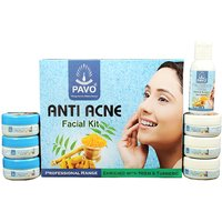 Pavo Anti Acne Facial Kit