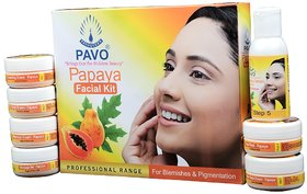 Pavo Papaya Facial Kit (210g)