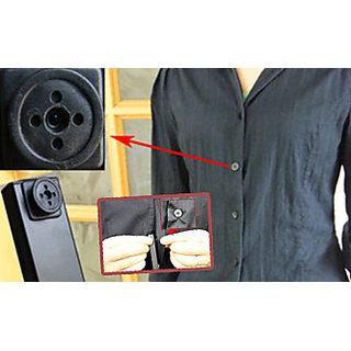 Spy Hidden Button Camera USB Wireless HD Button DVR Video Camera 8GB expandable