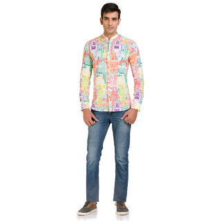 Color-Buckket Multicolor Shirt