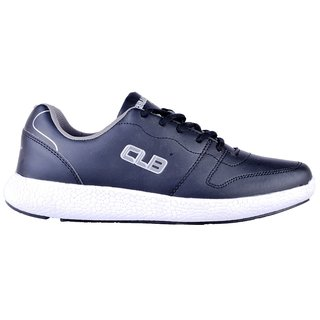 Sport Mens Energy Afterburn Lace-Up Sport Shoes (F-2-Black)