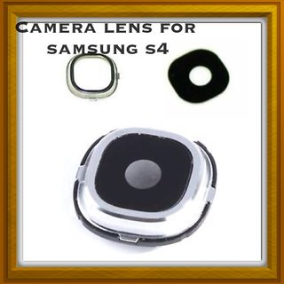 New Camera Lens Glass Cover - For Samsung Galaxy S4