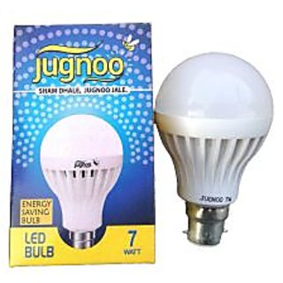 Jugnoo LED Bulb 7W pack of 6