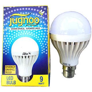 Jugnoo LED Bulb 9W pack of 6