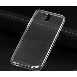 Snaptic HTC Desire 526 G Plus Soft Transparent Back Cover