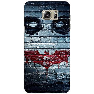 1 Crazy Designer Villain Joker Back Cover Case For Samsung Galaxy Note 5 C910028