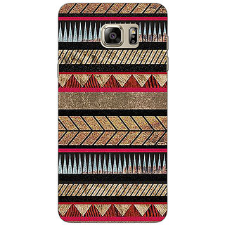 1 Crazy Designer Aztec Girly Tribal Back Cover Case For Samsung Galaxy Note 5 C910056