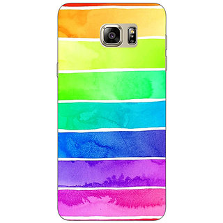 1 Crazy Designer Shades Of Life Pattern Back Cover Case For Samsung S6 Edge+ C900250