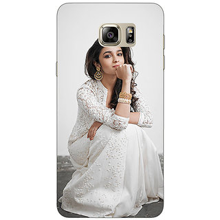 1 Crazy Designer Bollywood Superstar Alia Bhatt Back Cover Case For Samsung Galaxy Note 5 C911025