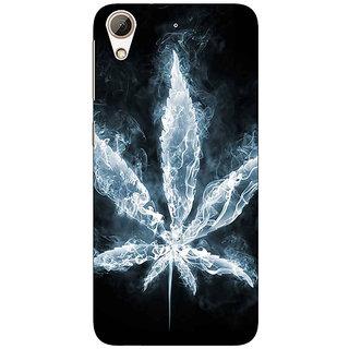 1 Crazy Designer Weed Marijuana Back Cover Case For HTC Desire 626G C930498