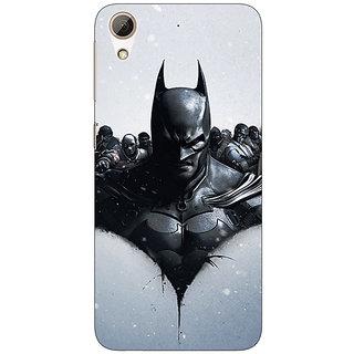 1 Crazy Designer Super Heroes Batman Back Cover Case For HTC Desire 626G C930847
