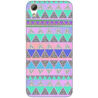 1 Crazy Designer Aztec Girly Tribal Back Cover Case For HTC Desire 626G+ C940068
