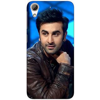 1 Crazy Designer Bollywood Superstar Ranbir Kapoor Back Cover Case For HTC Desire 626G C930923