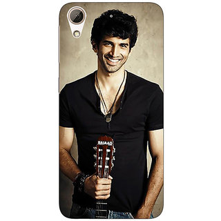 1 Crazy Designer Bollywood Superstar Aditya Roy Kapoor Back Cover Case For HTC Desire 626G+ C940937