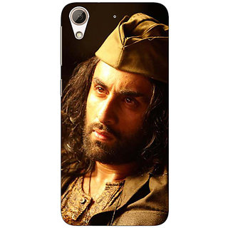 1 Crazy Designer Bollywood Superstar Ranbir Kapoor Back Cover Case For HTC Desire 626G+ C940958