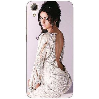 1 Crazy Designer Bollywood Superstar Alia Bhatt Back Cover Case For HTC Desire 626G+ C940972