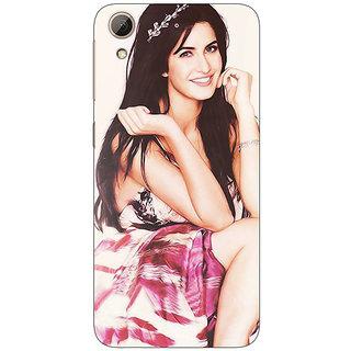 1 Crazy Designer Bollywood Superstar Katrina Kaif Back Cover Case For HTC Desire 626G+ C940979