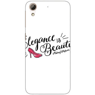 1 Crazy Designer Quotes Beautiful Back Cover Case For HTC Desire 626G C931188