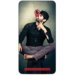 1 Crazy Designer Bollywood Superstar Aditya Roy Kapoor Back Cover Case For Asus Zenfone 6 600CG C780940