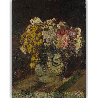 Vitalwalls Still Life Painting Canvas Art Print. Static-144-30cm