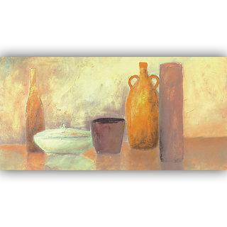 Vitalwalls Still Life Painting Canvas Art Print. Static-161-45cm